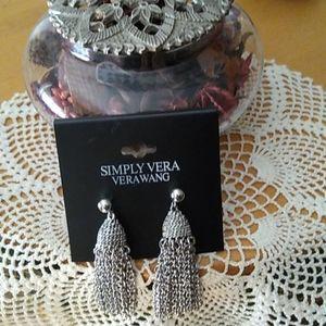 Vera Wang earrings